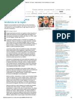 Página_12 __ El Mundo __ Golpes Blandos, La Nueva Tendencia en La Región