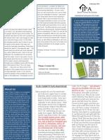 JPA Feb Newsletter