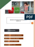 Residuos Sólidos Hospitalarios - Grupo 10