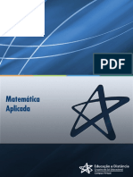 Matematica aplicada unicid