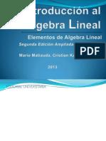 Matiauda Mario (2013). INTRODUCCIÓN AL ALGEBRA LINEAL V 26 1-03-13.pdf