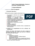 Formato Plan de Negocios 13 (Premio Santander Emprendimiento).doc