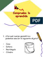 Geometría.ejercicios. Cuarto