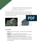 Roca Peridotita