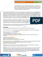 Oracle R12 AP Check Printing Setups and Process Document