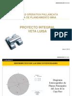 Presentación Gerencia Proyecto Veta Luisa_Planeamiento 2012