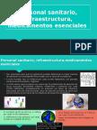 Personal Sanitario Infraestructura Eq 7