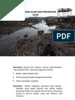 Fonomena Alam Dan Perubahan Iklim