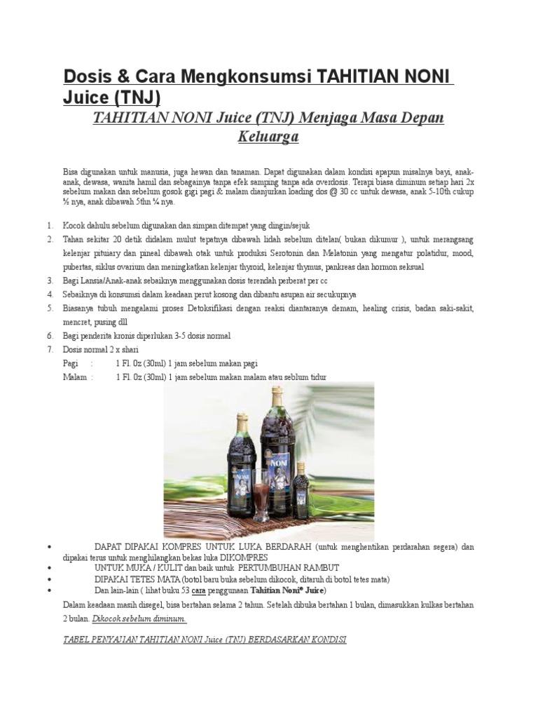 Dosisdocx Tahitian Noni 1 Botol