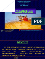 Historia natural del Dengue.
