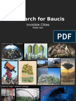 Research for Baucis
