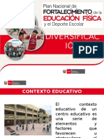 03 Diversificacion Curricular - Situacion de Contexto