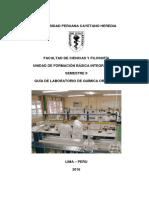 Laboratorio Consignas Generales Qo 2016-II