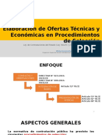 Elaboración de Ofertas Tecnicas y y Econ Charla2