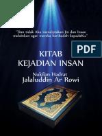 Kitab Kejadian Insan - Jalaluddin Ar Rowi
