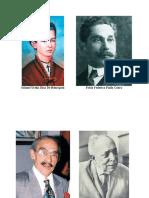 Escritores y Poetas Dominicanos - Imágenes