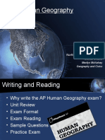 1 AP Human Geog Intro