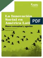 ESADE FOMIN La Innovación Social en América Latina