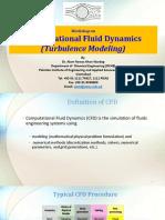 Turbulence Modeling (Dr. Alam Wardag)
