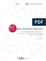 Serie Sistemas Publicos Documento Nº 7