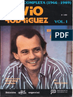 Silvio Rodriguez-Obra Completa (1966-1989) Vol. 1