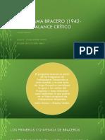 Programa Bracero (1942-1964), Balance Crítico