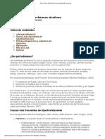 Guía Clínica de Elevación de Las Fosfatasas Alcalinas