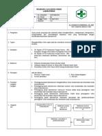 8.1.8 (3) SOP Penerapan Manajemen Risiko Laboratorium