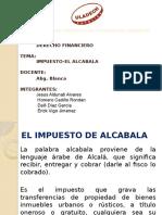 Impuesto de Alcabala
