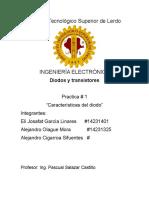 Reporte p1 Diodos