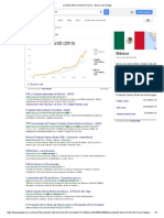 Producto Interno Bruto de Mexico - Buscar Con Google