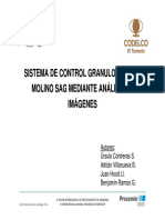 201387773 Control Granulometrico Molino Sag