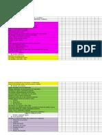 Pauta de Evaluación Diagnostica Medio