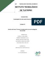 Monografia  Unidad III