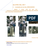 Horno de Cocción GYPSO 180 y 450 T