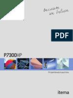 P7300HP de Sulzer
