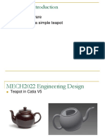 Simple Teapot Catia Iss 01