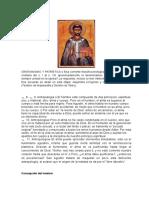 Cristianismo y Patrística o Esa Corriente Filosófico