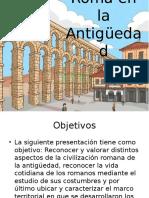 Roma en La Antiguedad