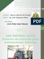 NTP111-010 Instalaciones de tuberías internas de gas natural