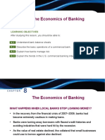 Lession 8. the Economics of Banking