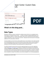 Custom Data Types in Sapui5