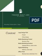 Presentasi Branding PGA