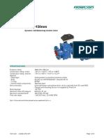 FlowCon SM50-150