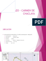 Matazo – Carmen de Chaclaya