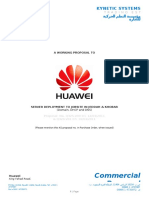 Proposal for Telecommunication products supply & installation