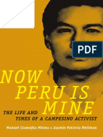 Now Peru is Mine