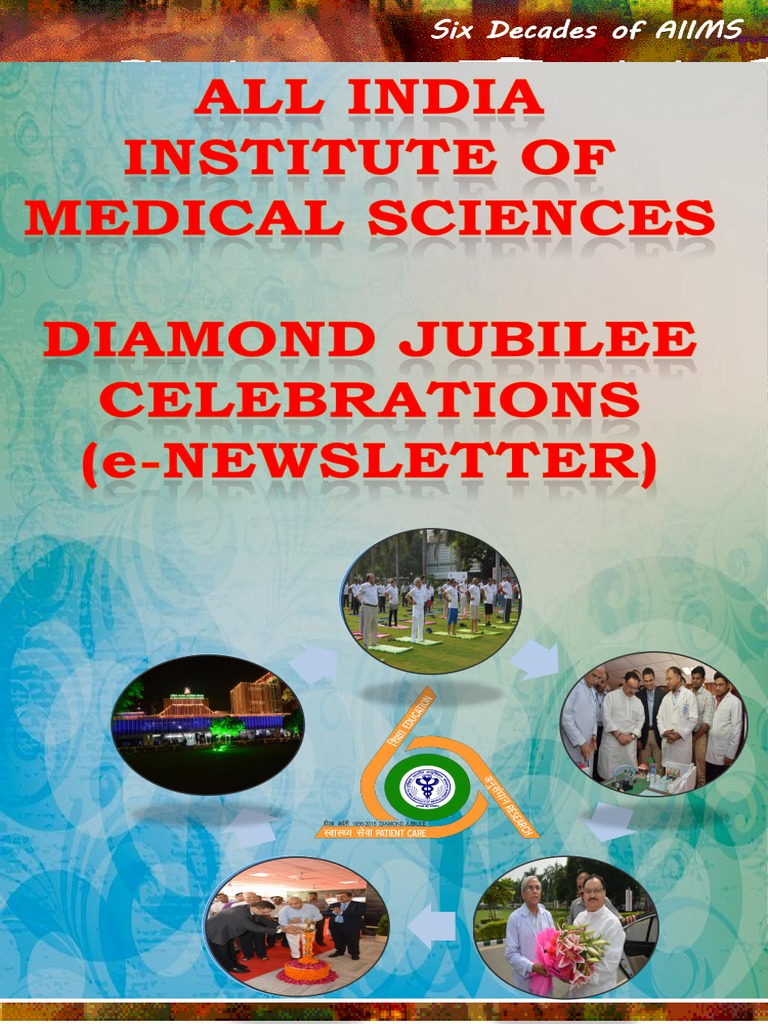 AIIMS INSTITUTE DAY NEWSLETTER | Postgraduate Education | Committee