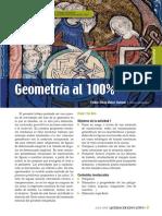 Geometría. Teoria