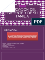 Educación del paciente y de su familia 1.pptx